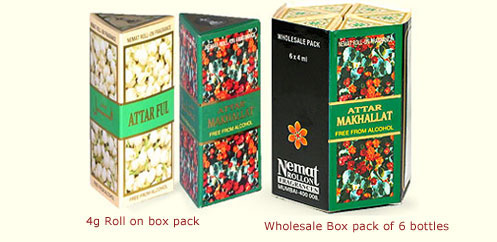 fragrance wholesale pack